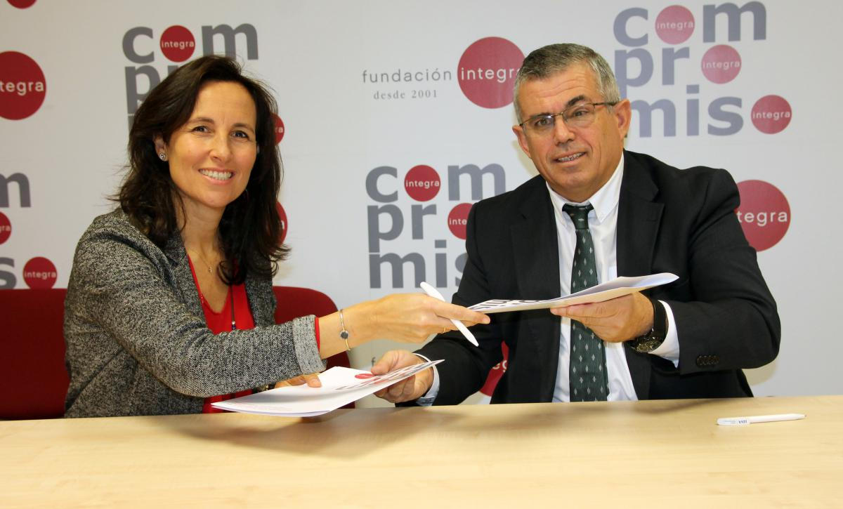 Firma convenio Samsic