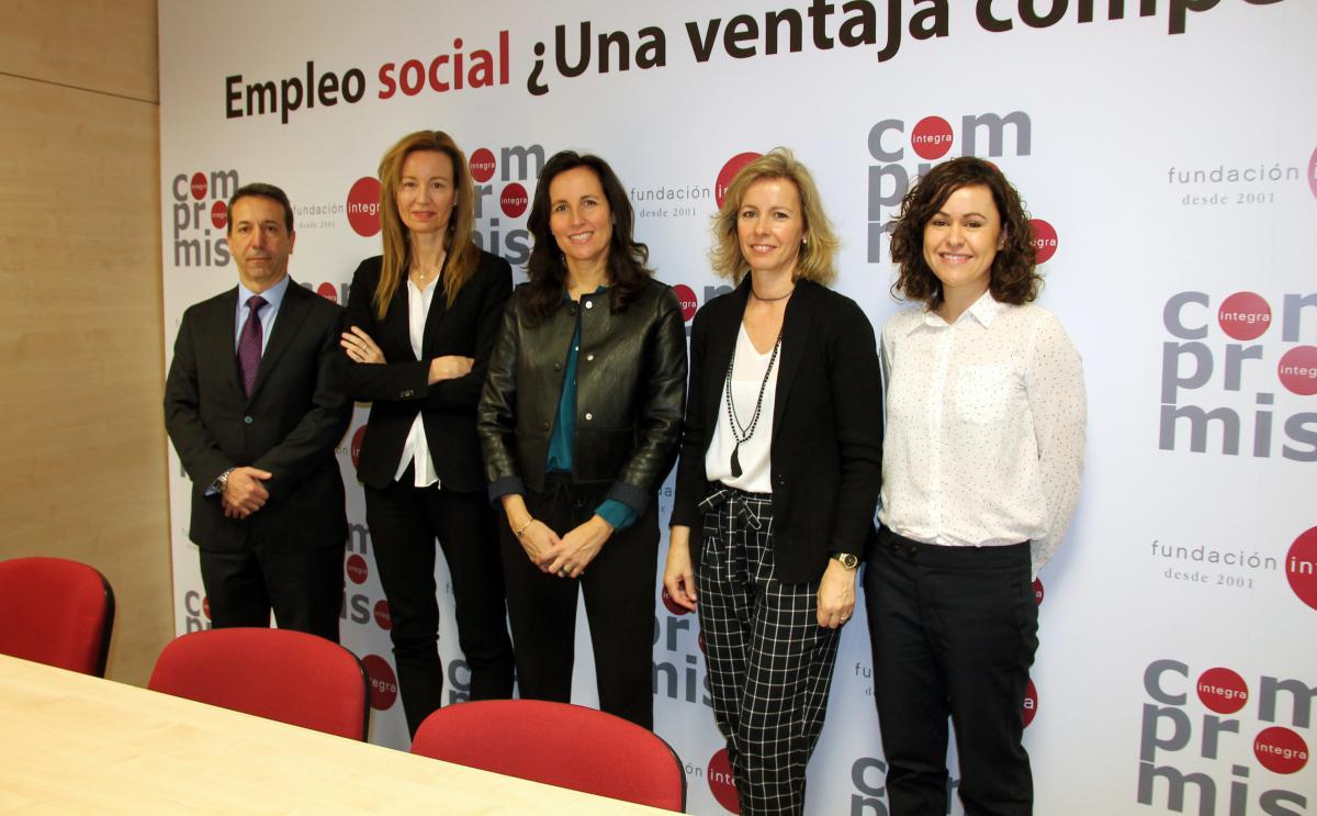 ENGIE se suma al Compromiso Integra para apoyar e impulsar la integración laboral de personas desfavorecidas